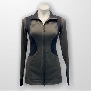 LULULEMON Alluring Zip Up Jacket Size 6